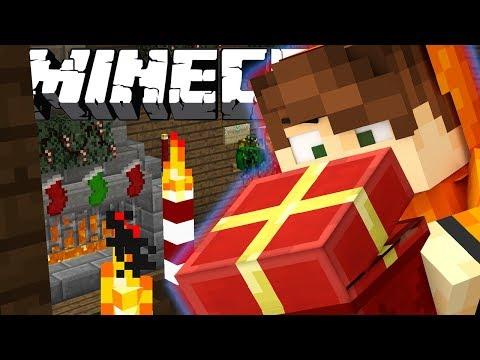 ИЩЕМ ПОДАРКИ! [Minecraft Christmas Dreams]