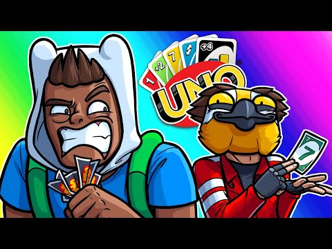 Uno Funny Moments - Its All Gunna Wrk Out in the End!