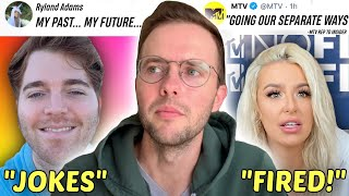 Ryland Adams SPEAKS OUT about Shane Dawson, Tana Mongeau FIRED from MTV?