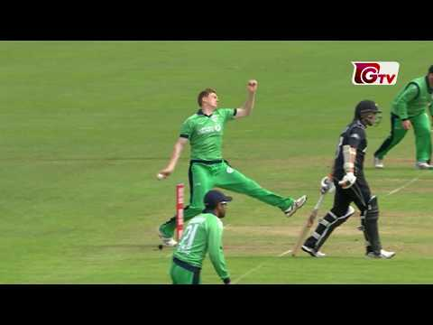 IRELAND vs NEW ZEALAND 1st innings |  New Zealand Batting Highlights