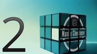 Очень простой способ собрать кубик Рубика. 2-й этап. Максим Чечнев(Как собрать кубик Рубика 3х3 Работая с детьми, я разработал свою методику обучения сборке кубика Рубика,..., 2014-01-13T20:26:19.000Z)