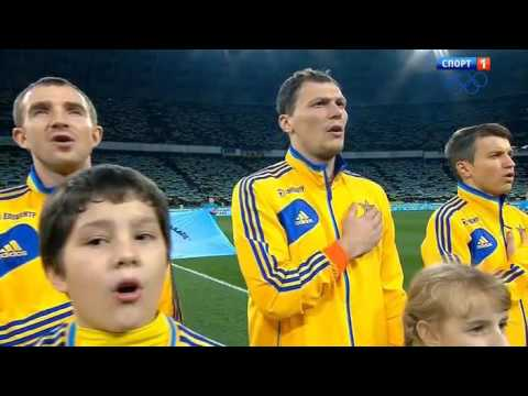 Ukraine National Anthem