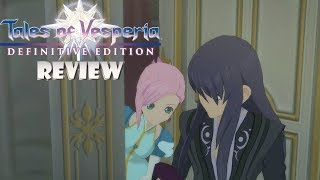 Tales of Vesperia: Definitive Edition (Switch) Review (Video Game Video Review)