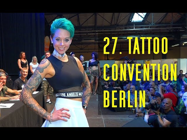 27. Tattoo Convention Berlin