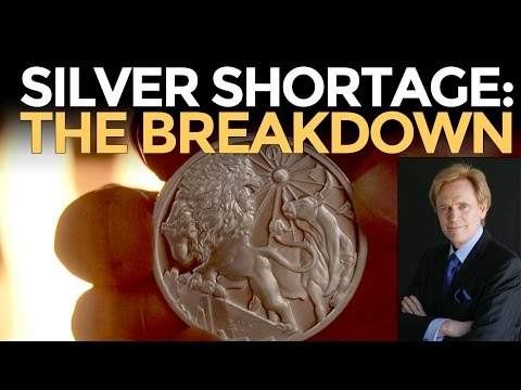 Silver Shortage: The Breakdown with Mike Maloney