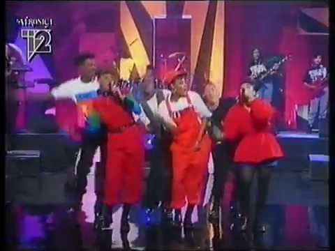 Salt n' Pepa - Let's talk about Sex [Live]