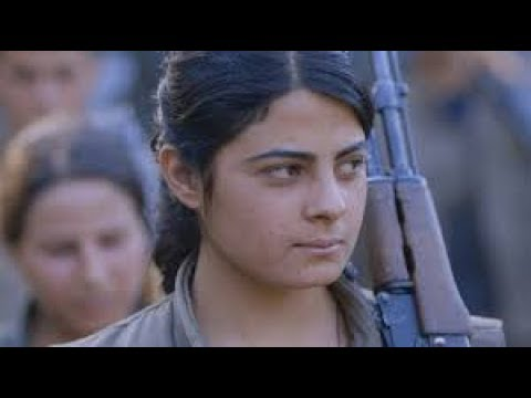 Global Journalist: Female Kurdish guerrillas battle ISIS, stereotypes
