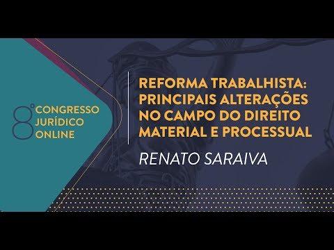 Reforma Trabalhista: Principais alterações no campo do Direito Material e Processual