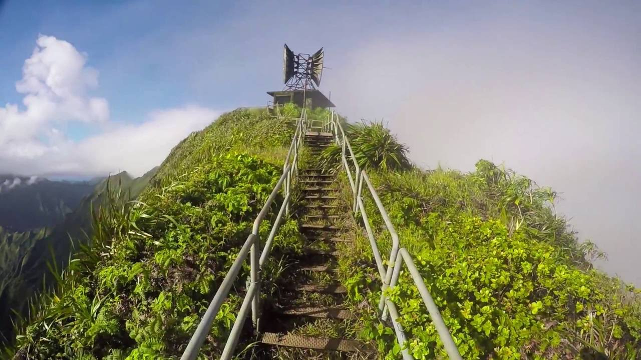 Illegal Haiku Stairs Quot Stairway To Heaven Quot Oahu Hawaii