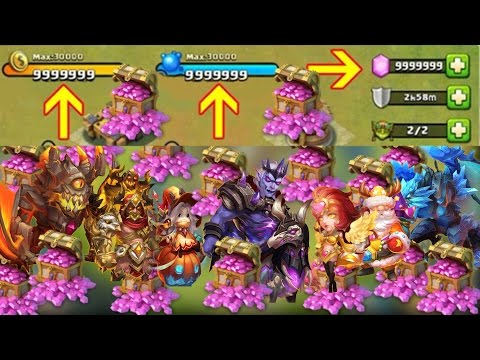 UNLIMITED GEMS, GOLD, & MANA HACKS ARE FAKE!!- CASTLE CLASH