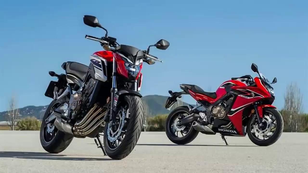 HONDA CBR650F ABS 2018 650 cm3 | moto sportive | 1 530 km