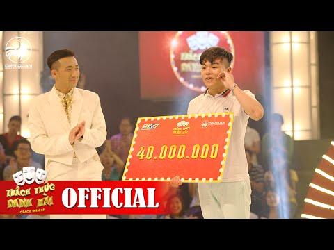 Thách Thức Danh Hài mùa 2   Người chơi chấp nhận quỳ lạy để được 40 triệu