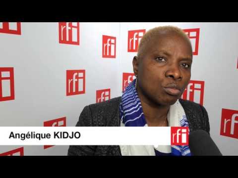 Le coup de gueule d'Angélique Kidjo pour une souveraineté africaine