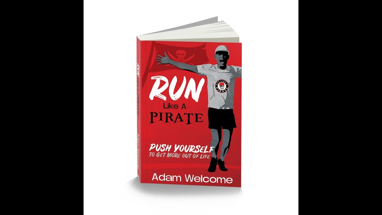 Run Like a Pirate - Get. After. It. - YouTube