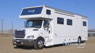 2019 Renegade Classic - Freightliner M2-112 Chassis Exterior - IWS Motorcoaches Stock 7856