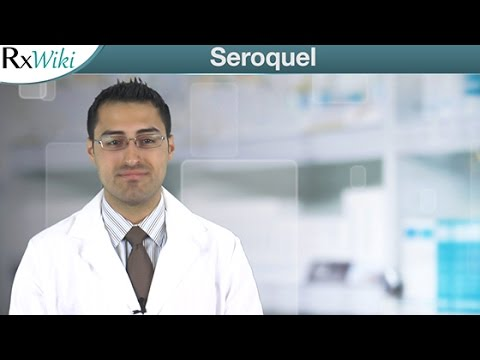 Seroquel, The Brand-Name Form of Quetiapine - Overview ...