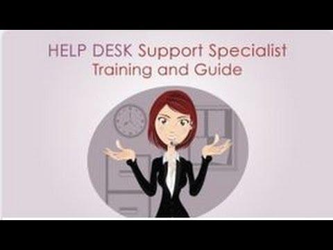 Help Desk course Basic virtualization