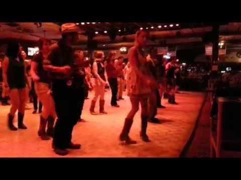 Whiskey Drinkin S.O.B. line dance