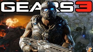 Gears of War 3 - DLC Maps that were never released!