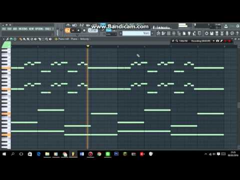 BEST OF Alesso and Nicky Romero Melody In FL Studio (FREE FLP)