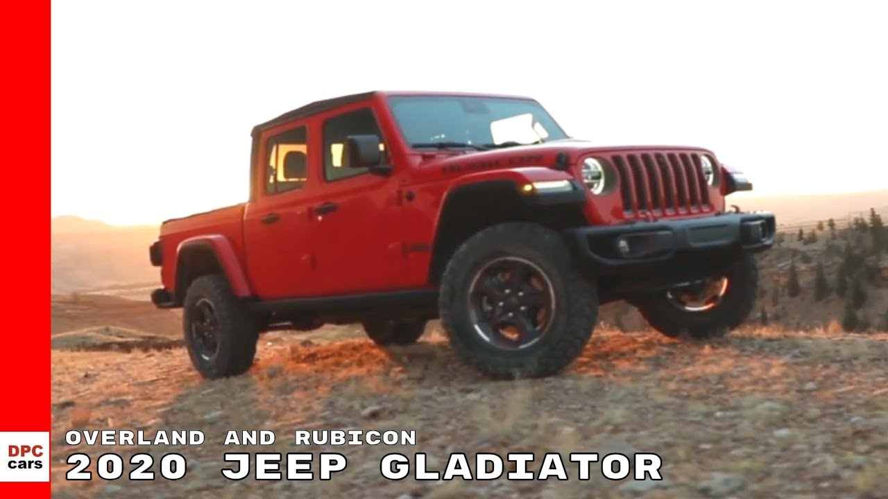 2020 Jeep Gladiator Colors - Used Car Reviews Review ...