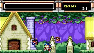 Wonder Boy 5: Wonder Boy in Monster World Longplay