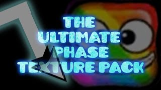 Geometry Dash [2.01] - ToshDeluxe Texture Pack (The Ultimate Phase) By TheRealRider (ME)