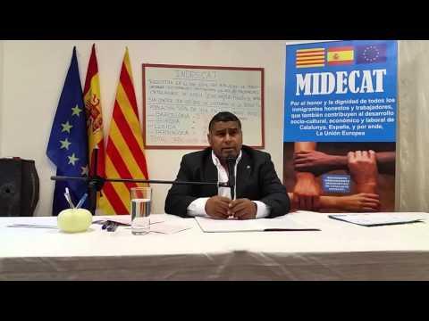 IDESCAT 2014, aprox. 1.000.000 de inmigrantes que residen, trabajan y contribuyen en Catalunya.