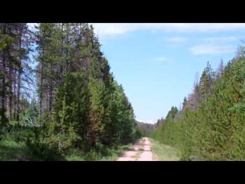2011 Medicine Bow trail