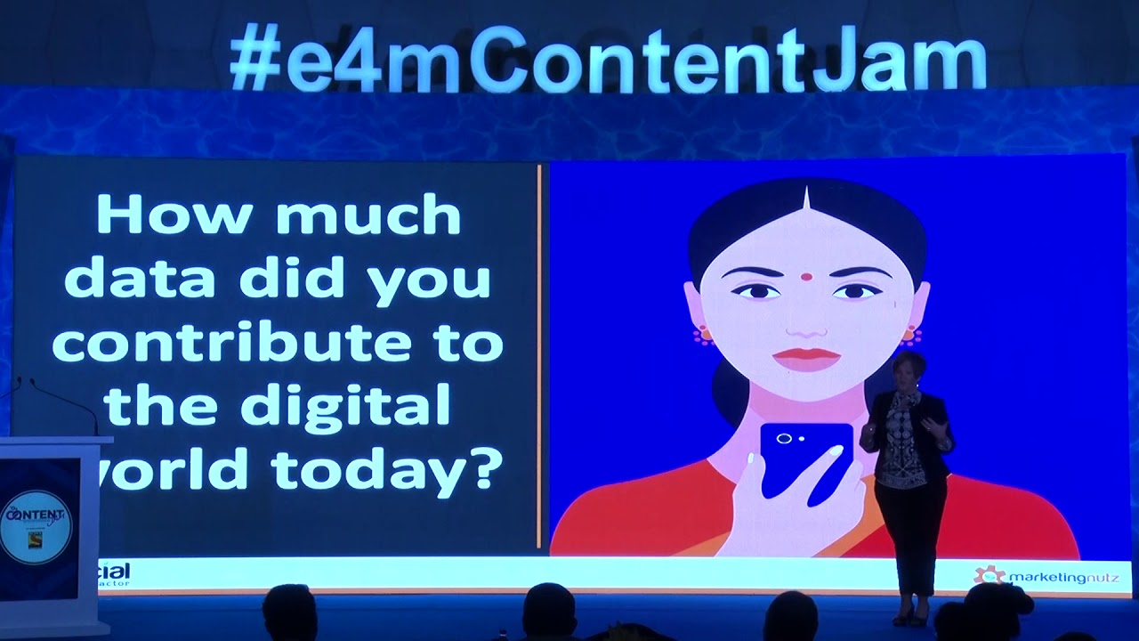 Content Jam 2019: Keynote: Pam Moore, CEO, Founder, Marketing Nutz