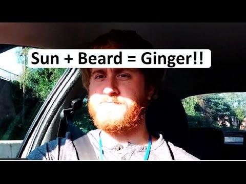 My Beard Goes Ginger In The Sun  sc 1 st  YouTube & My Beard Goes Ginger In The Sun - YouTube