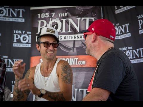 Sponge talks Mississippi Nights, Elvis, and more at WayBack Pointfest