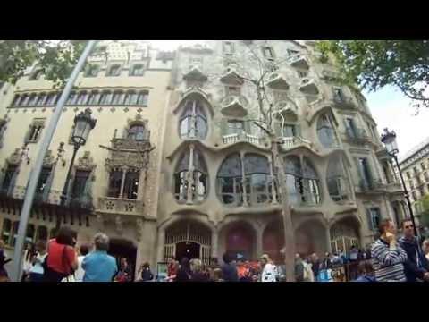 Barcelona vol 2 Casa Batllo