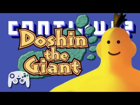 Doshin the Giant (GC) - Continue?