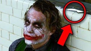 DARK KNIGHT Breakdown! JOKER Analysis & Easter Eggs (Nolan Batman Trilogy Rewatch)