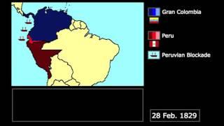 [Wars] The Gran Colombia-Peru War (1828-1829): Every Week