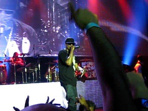 Jay-Z Swagger Like Us Palladium 10/15/08