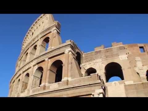 Italija motorom, Rim i Vatikan