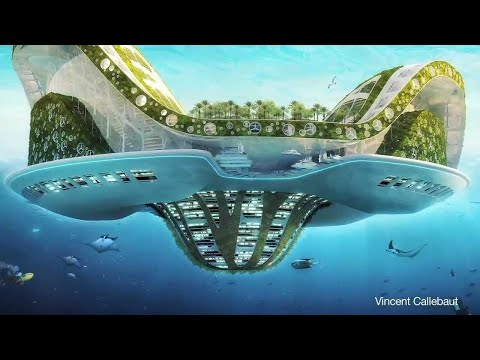 Floating cities. Recent developments and promising concepts.