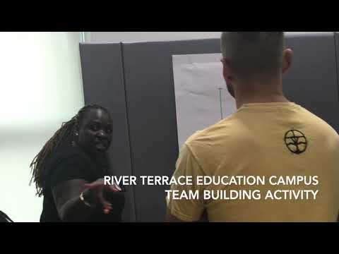 River Terrace EC Team Building Activity