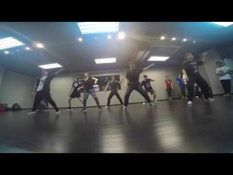 Give Me The Night by George Benson  Locking Choreography by Jin