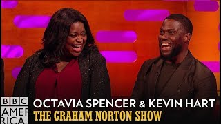 Octavia Spencer & Kevin Hart Were Blown Away By Pres. Obama | …