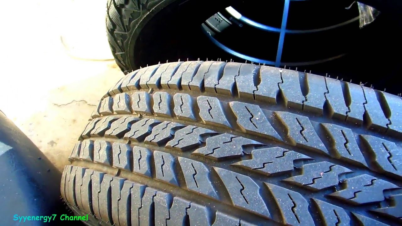 Firestone Winterforce Tires >> Directional vs Asymmetrical Tires, Firestone Winterforce are DIRECTIONAL tires - YouTube