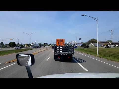 BigRigTravels LIVE! Eau Claire,  Wisconsin to St. Paul, Minnesota Interstate 94 West Sept. 14, 2017