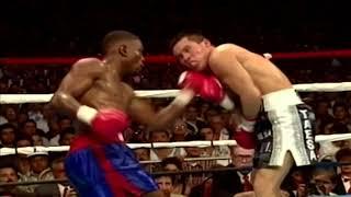 "Pernell ""Sweet pea"" Whitaker vs. Julio ""César"" Chávez"