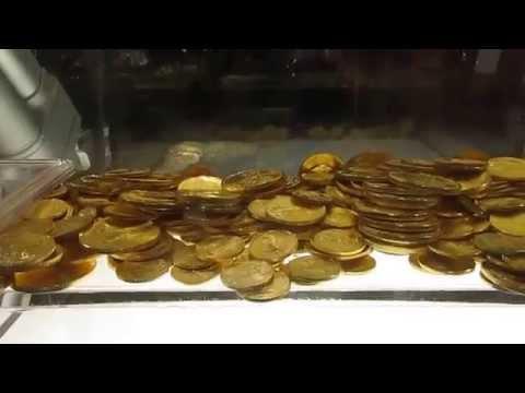 GOLD BULLION AT CAESARS PALACE