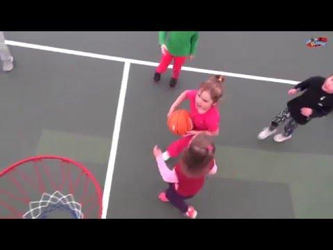 Подвижные игры в младшей группе