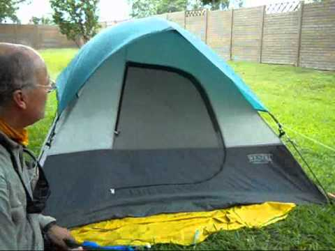 oztrail 6v dome tent instructions