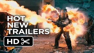 Best New Movie Trailers - December 2013 HD