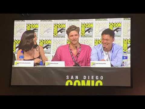The Pandora CW Show Cast Panel At San Diego Comic Con 2019 Was Funny